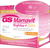 GS Mamavit Prefolin a DHA
