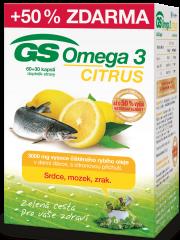 GS Omega 3 Citrus